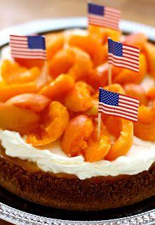 Mascarpone-aprikoosikakku By Belle Baie. Tätä on kokeiltava!