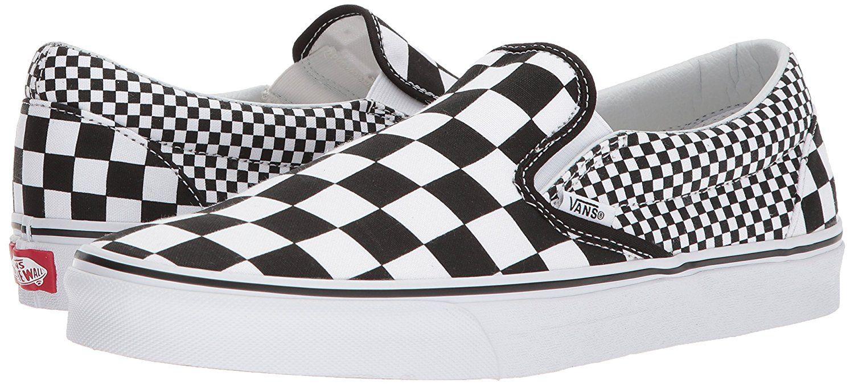 amazon vans checkerboard