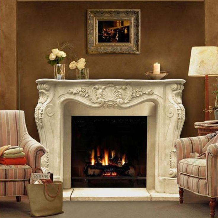 Beautiful Fireplaces in Homes | beautiful fireplace