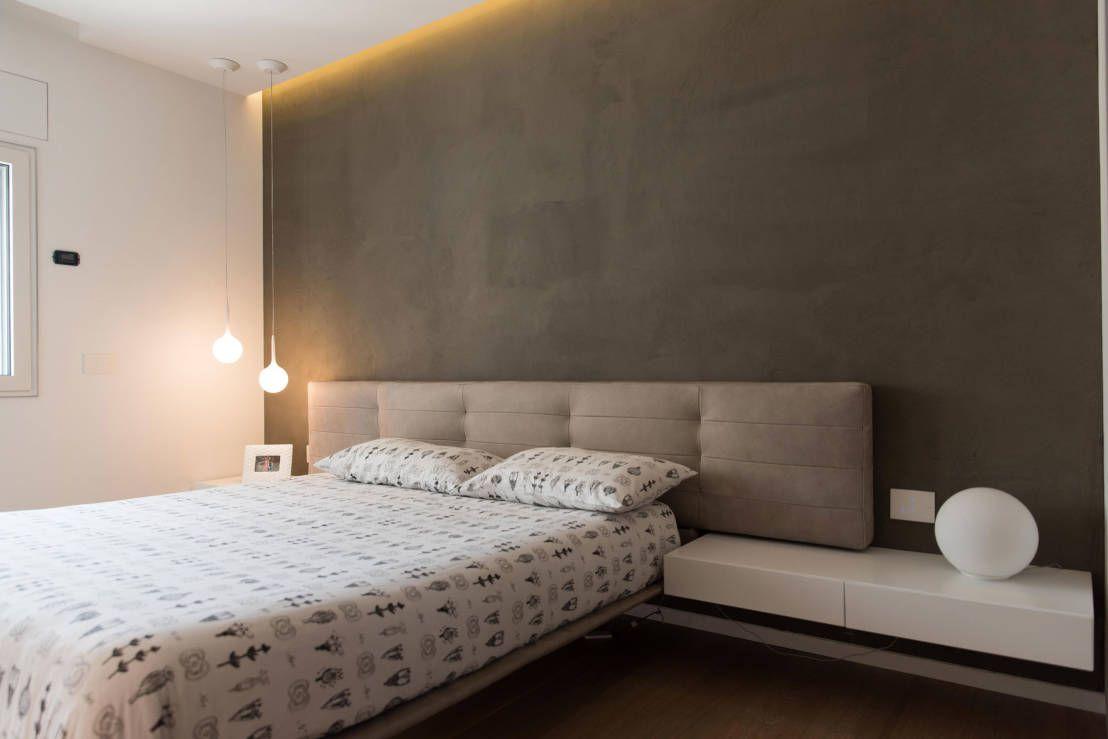 Camera Da Letto Pittura Marrone : Illuminazione camera da letto u guida idee per un ambiente