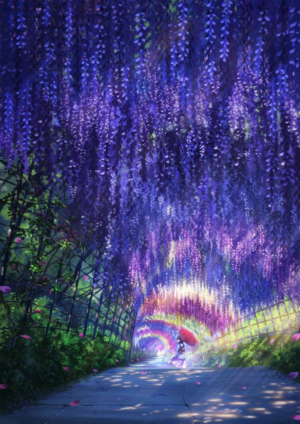 Anime sky Wallpapers Art image View Beautiful