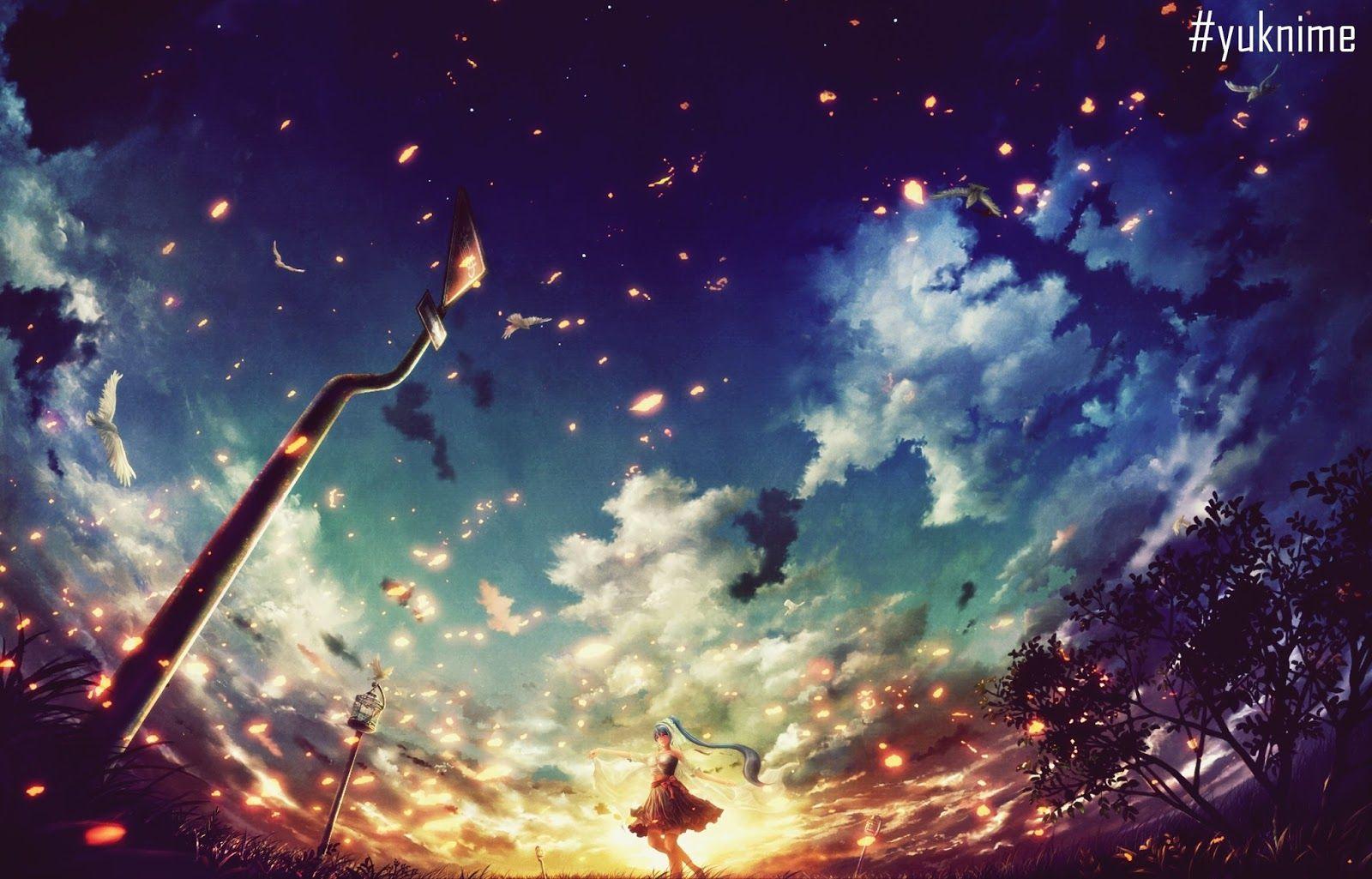 Kumpulan Gambar Keren Yuknime 02 Gambar, Gambar anime