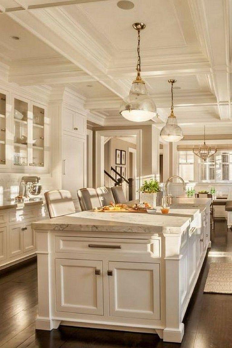 41 elegant classic kitchen design ideas to inspire you kitchendesign kitchenremodel on kitchen ideas elegant id=63549