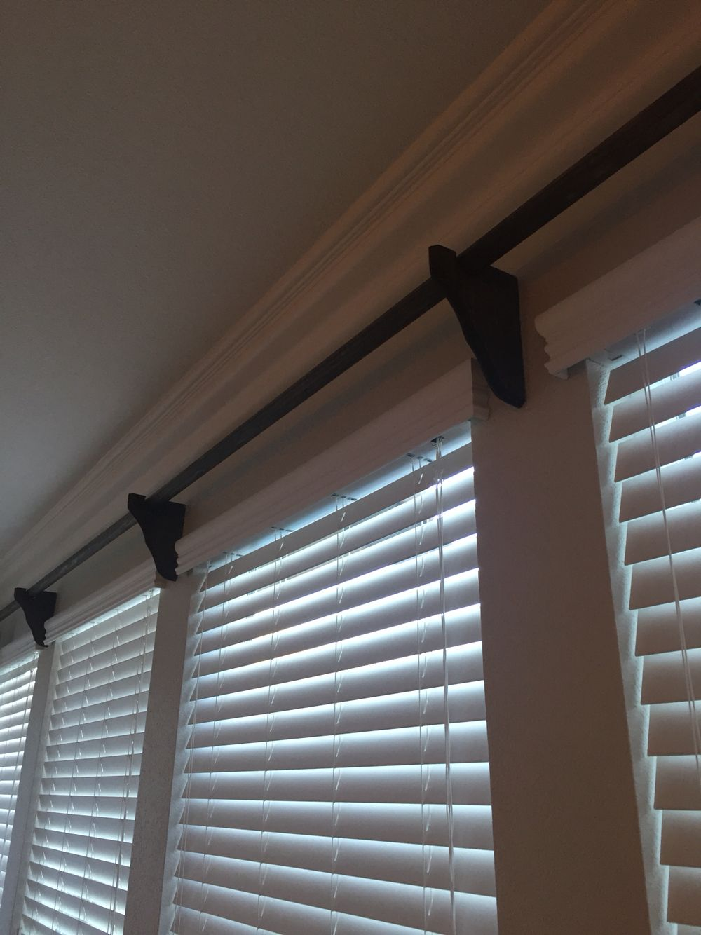 Homemade Curtain Rod Homemade Curtain Rods Homemade Curtains