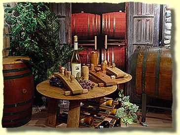 Products Made Of Wine Barrels