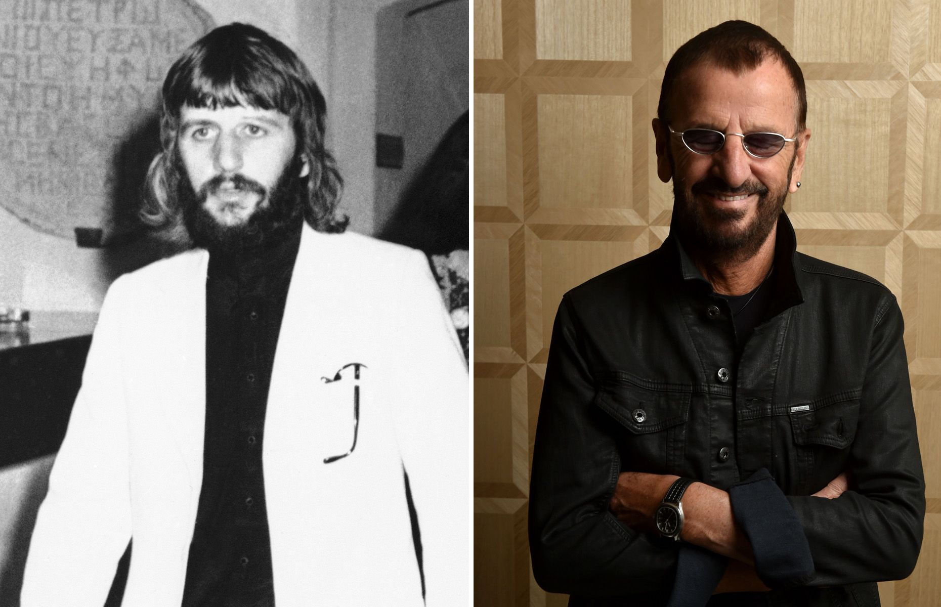 Ringo Starr 1971 2015 Music Artists Of The 70s Then And Now