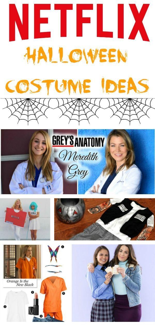 Netflix binge halloween costumes festive mommy gilmore - Diy shows on netflix ...