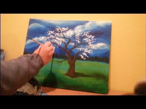 Painting Lessons Online Guided Acrylic Painting For Beginners