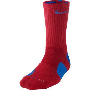 encender un fuego Alarmante tribu  Nike Dri-Fit Crew ELITE Baskeball Socks - Red/Blue   Medias y calcetines,  Calcetines, Medias