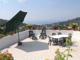 Casa Carlino Apartment / house sea views of Bay of Naples near SorrentoHoliday Rental in Massa Lubrense from @HomeAway UK #holiday #rental #travel #homeaway