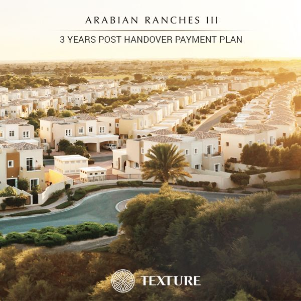 Buy Camelia Townhouses In Arabian Ranches 3