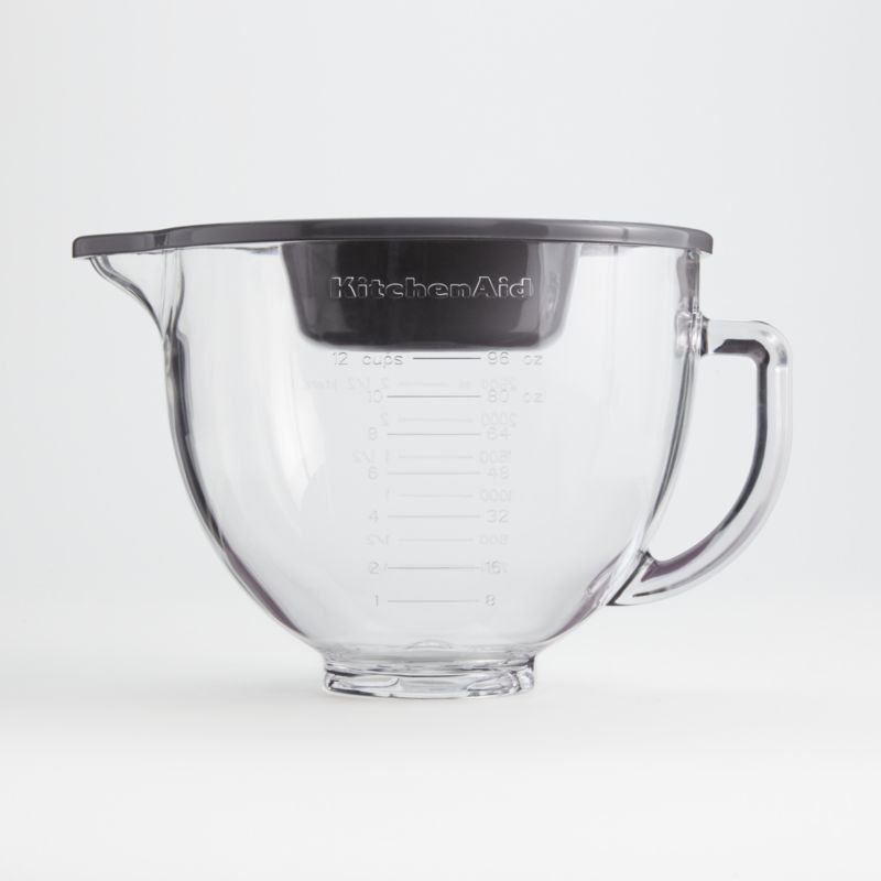 KitchenAid KSM5GB 5 Qt Glass Bowl