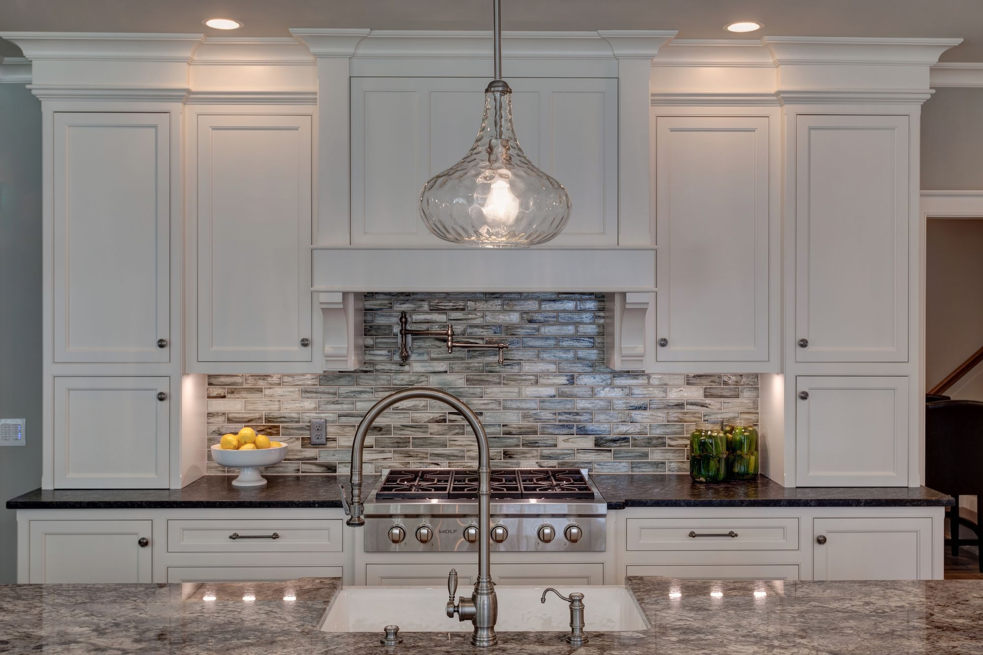 Home Custom Kitchen Cabinets Kitchen Lighting Design Custom Kitchen
