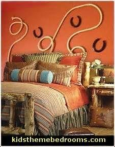 Pin By Tammy Woodard On Western Bedroom Cowgirl Room Cowgirl Bedroom Cowgirl Theme Bedrooms