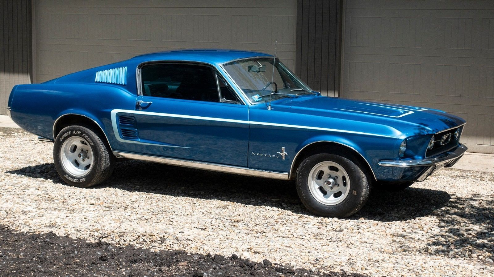 Ebay 1967 Ford Mustang Fastback 1967 Ford Mustang Fastback V8 Was