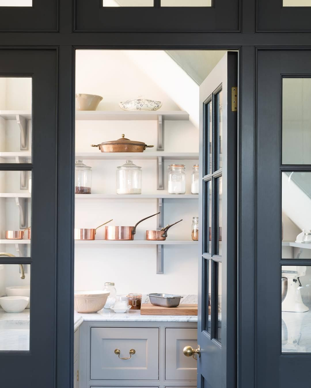 The Elegant Home Chic And Sophisticated February 24 2018 Zsazsa Bellagio Like No Other Pantry Design Kitchen Pantry Design Kitchen Design