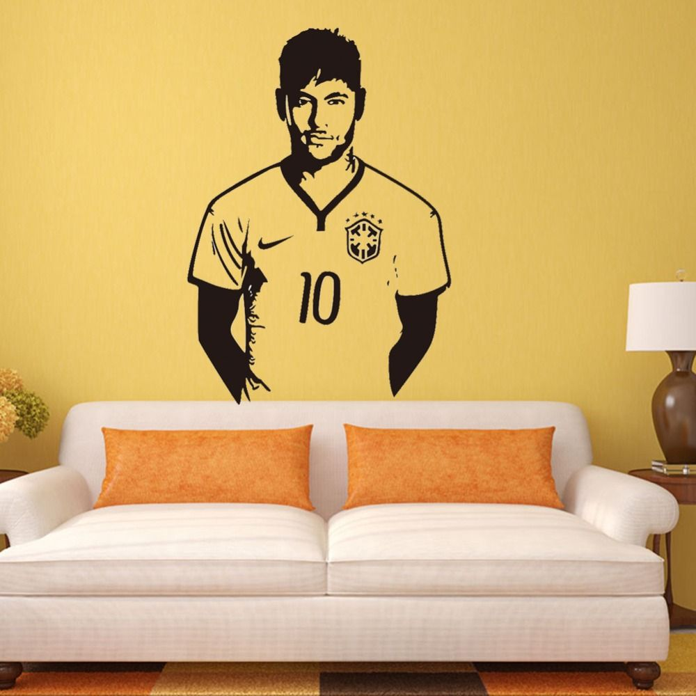 sports cafe soccer decoration wallpaper prints - Google Search ...