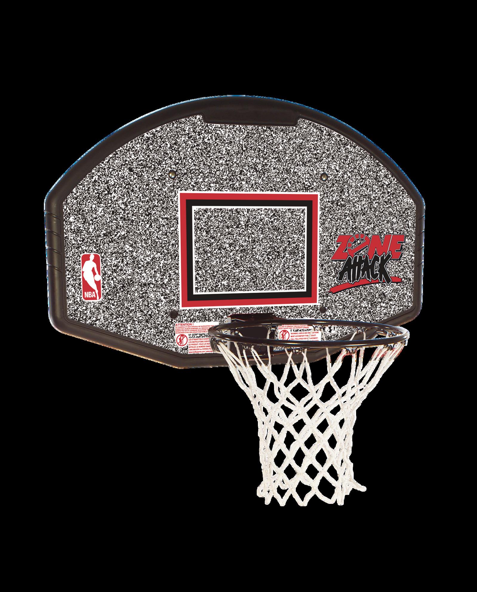 44 Eco Composite Basketball Hoop Spalding Basketball Backboard