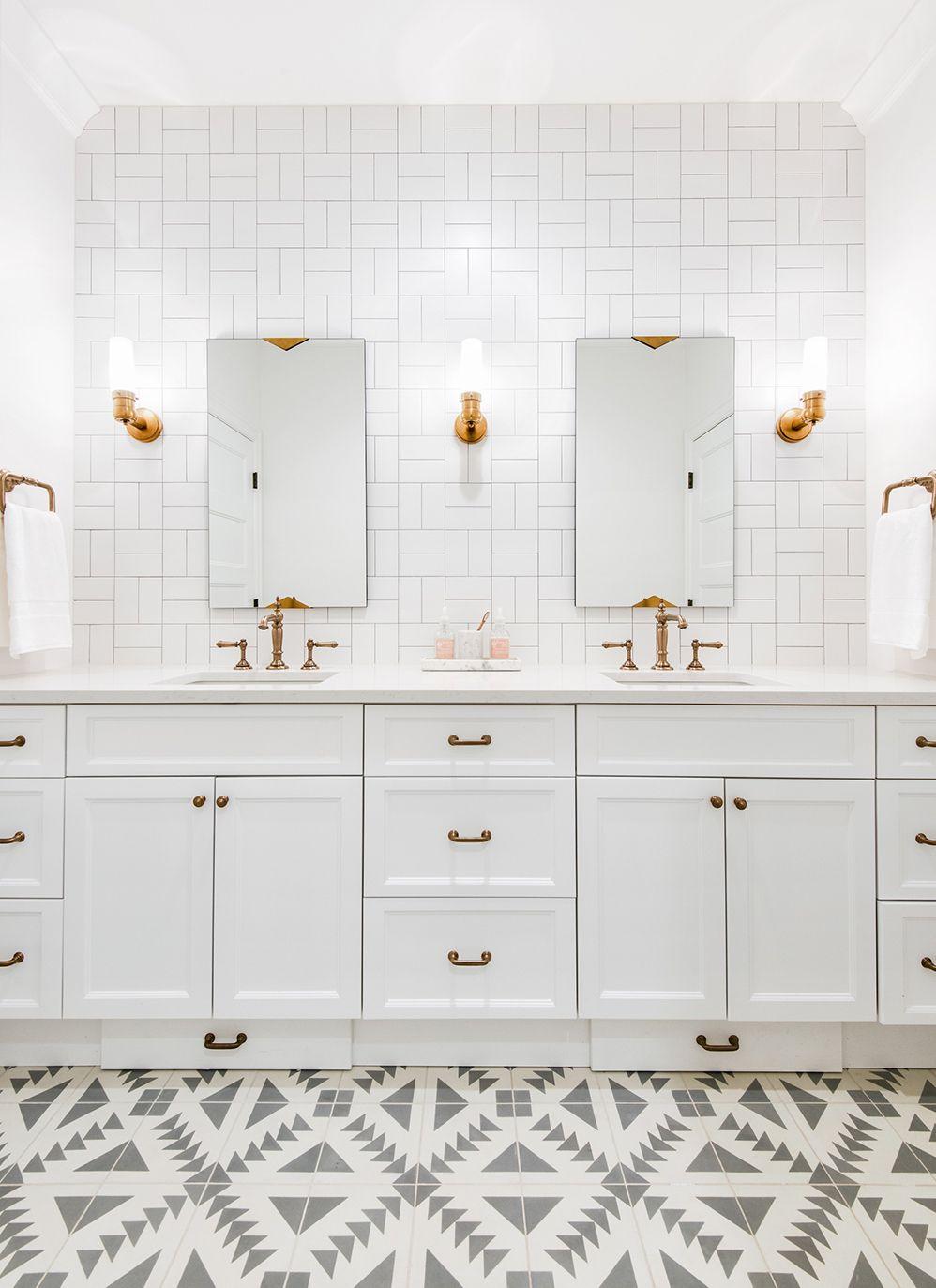 Forced Bathroom Remodel In: Bathroom Remodel