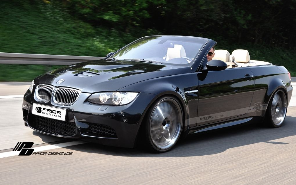Wide Body Kit For Bmw 335i Convertible Yes Please Bmw