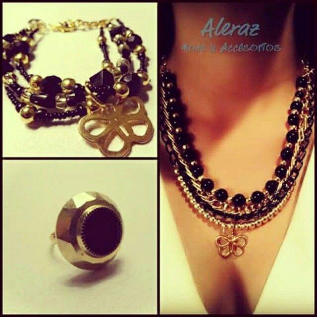 #collar #pulsera #anillo