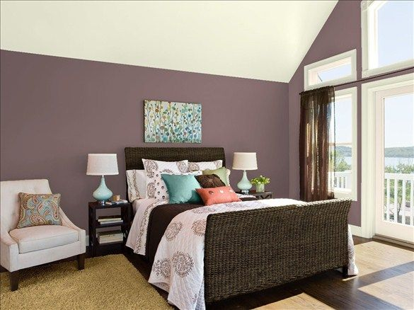 Benjamin Moore Personal Color Viewer Green Bedroom Walls