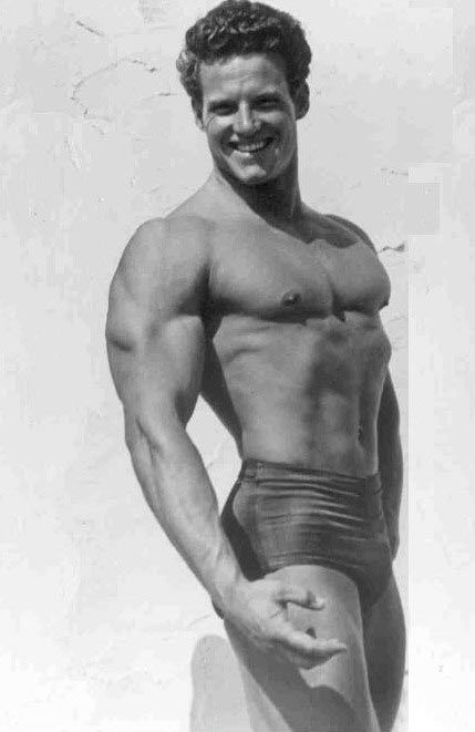 steve reeves training program