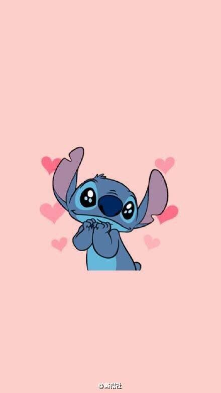 Stitch Cute Cartoon Wallpapers Wallpaper Iphone Cute Cute