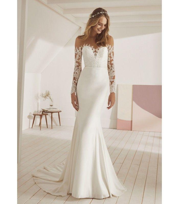 e6f2aa272f Vestidos de novia LONEA - marca Sedka Novias - Tienda de vestidos de novia  Sedka Novias