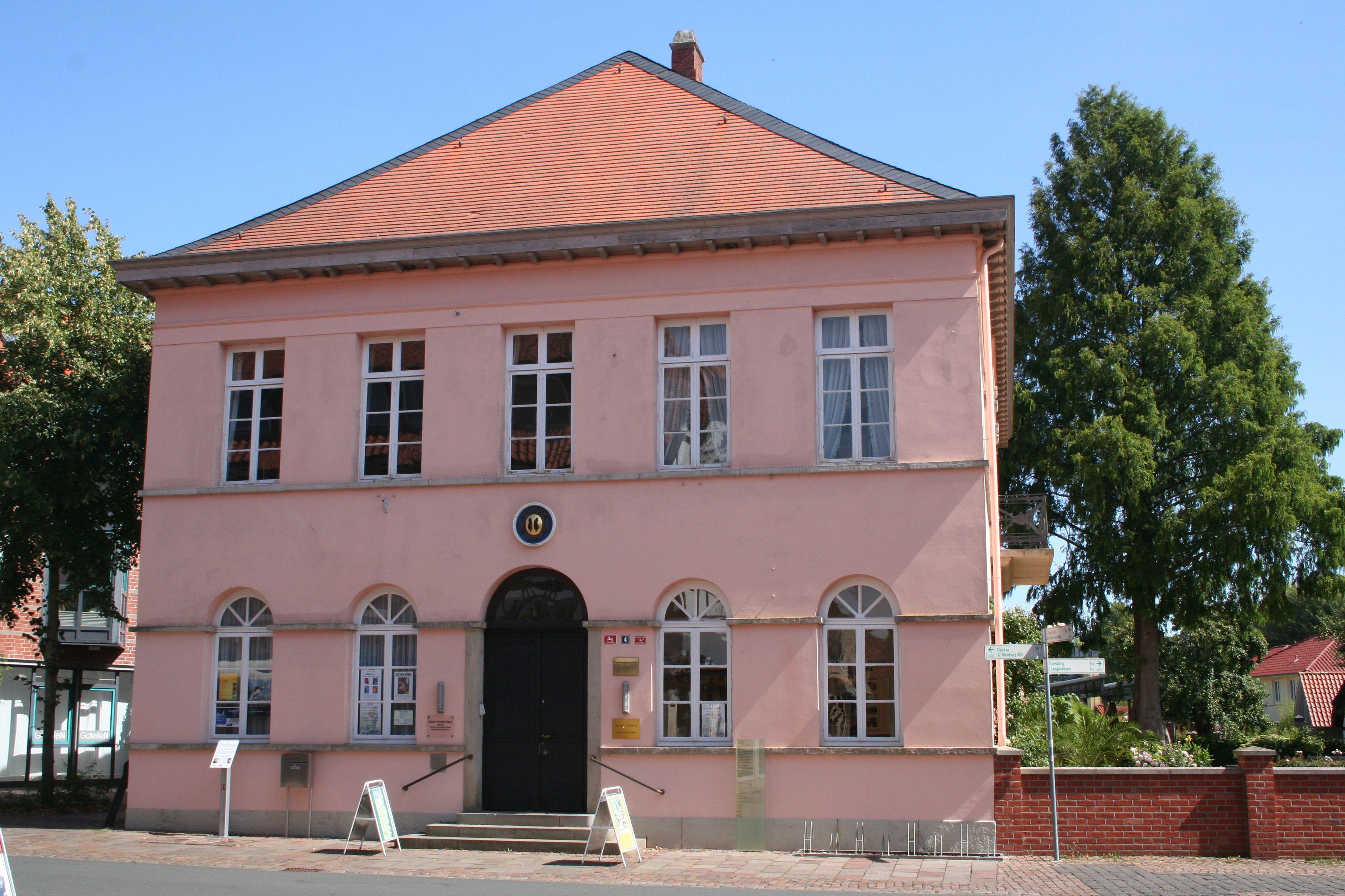 quaet-faslem-haus - das repräsentative ehemalige wohnhaus von
