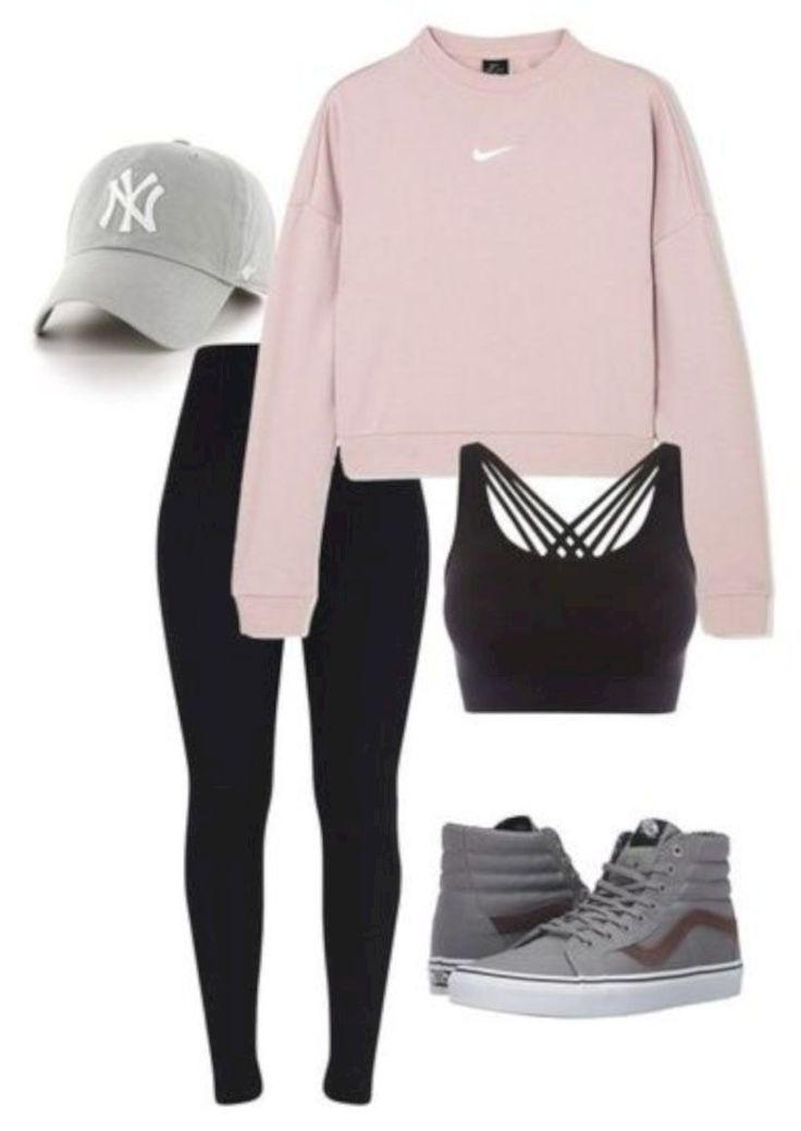 Cool 35 Teen Fashion Ideas for School In Winter vialaven.com/…