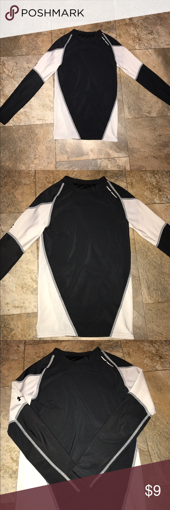 Boys under armour cold gear shirt size small Boys under armour cold gear shirt size small great used condition Under Armour Shirts & Tops Tees - Long Sleeve