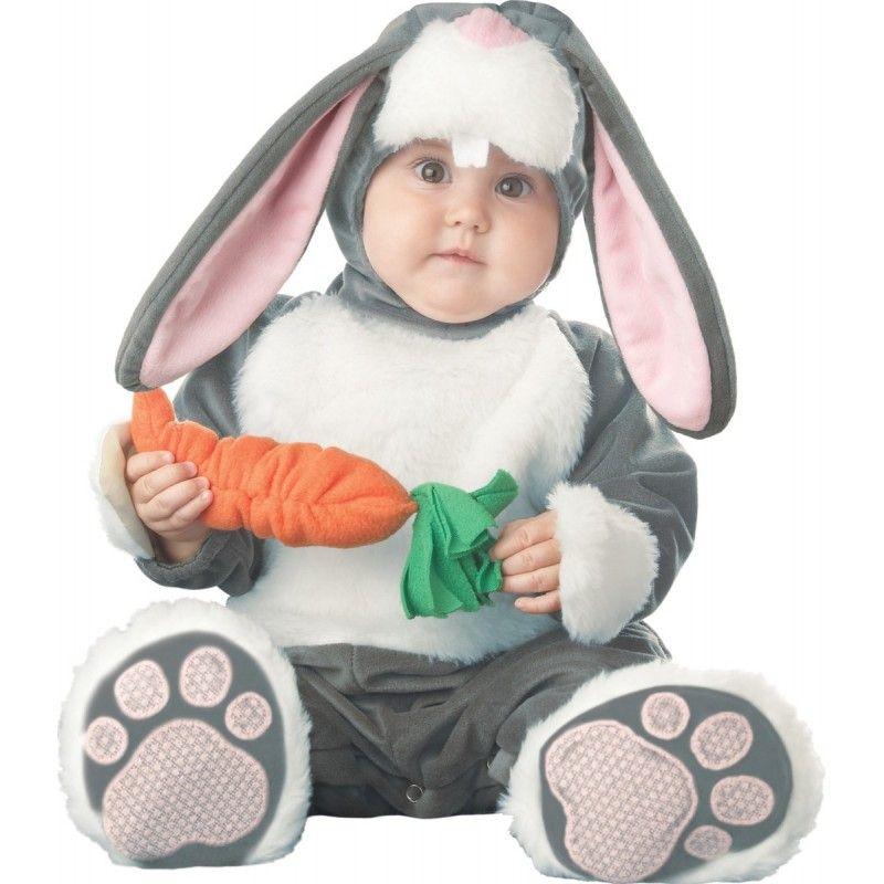 Disfraz de conejito zanahoria para bebé Original disfraz
