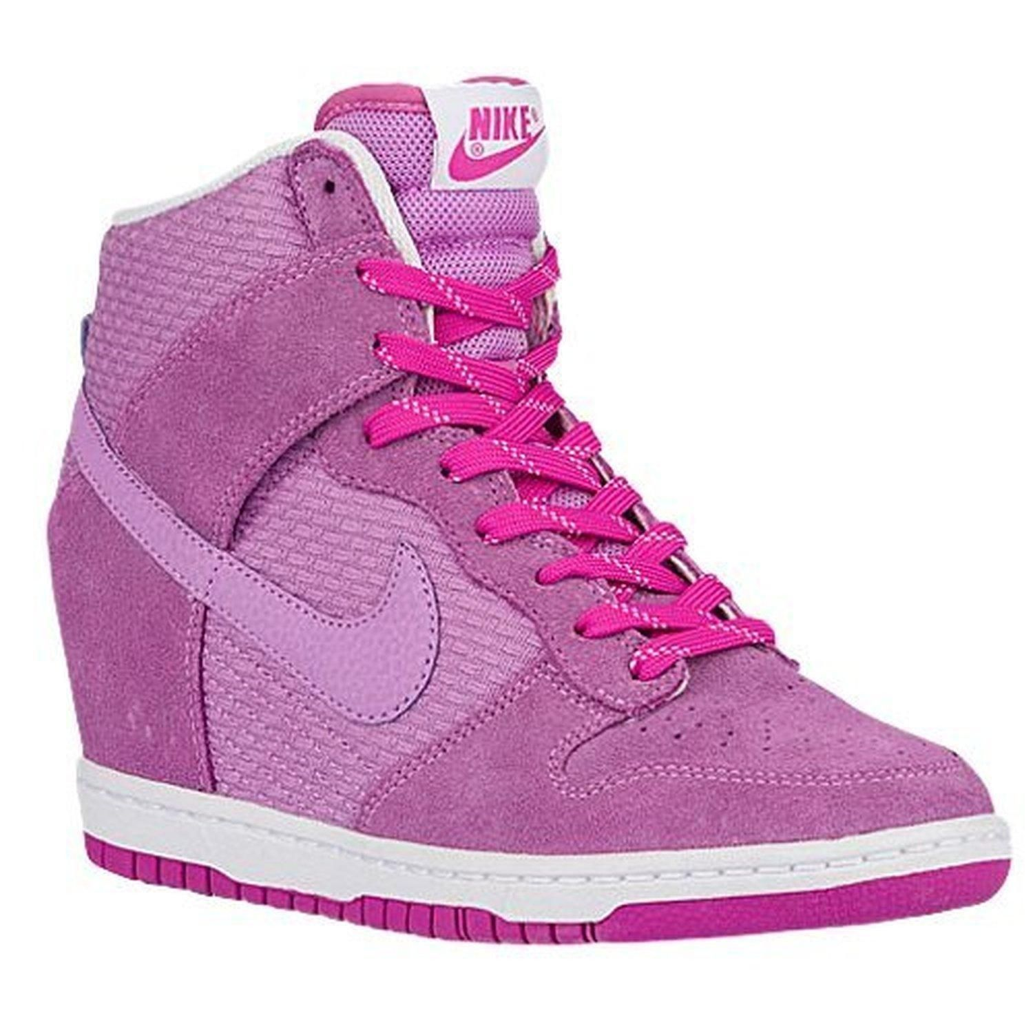 new arrival 5aac7 8926f Nike Dunk Sky Hi Essential Women s Fuchsia 644877-500 (SIZE  7) - Brought  to you by Avarsha.com