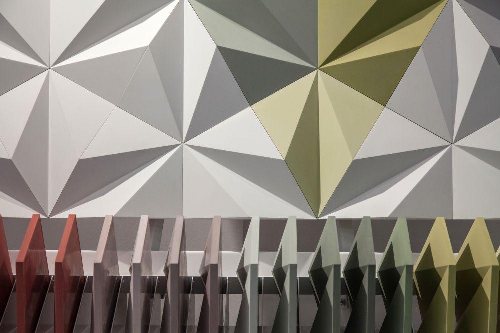 Coole Anwendungen für dekorative Wandpaneele in modernen ...
