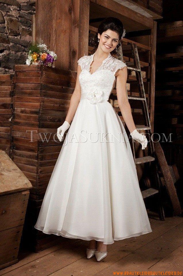Brautkleid kurz designer
