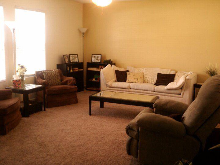 Valspar Paint Color - Fresh Bread   Living Room Paint Color Ideas ...