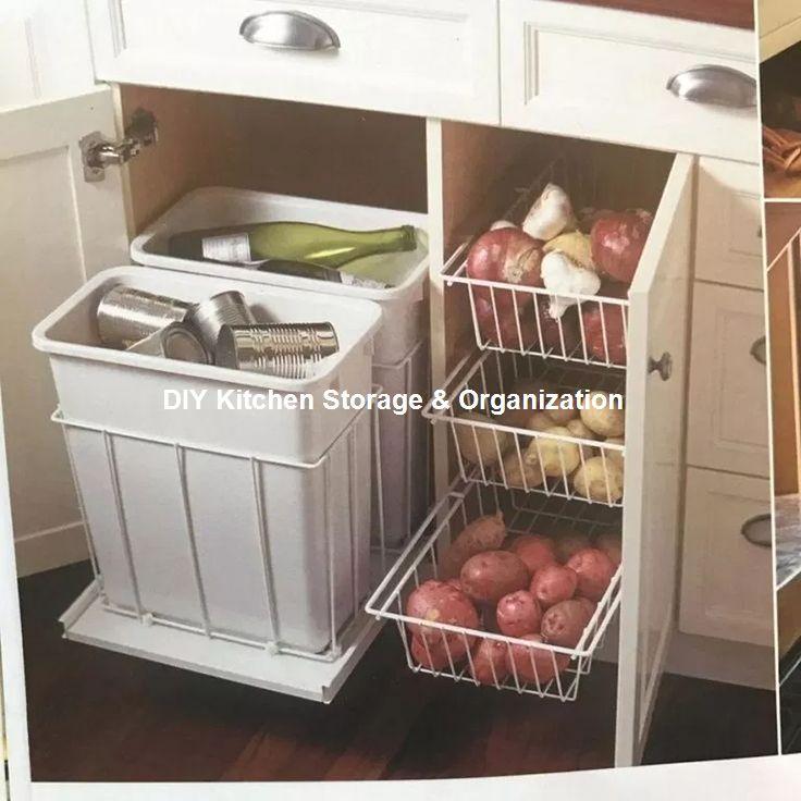 Photo of 13 DIY-Ideen für die Aufbewahrung in der Küche