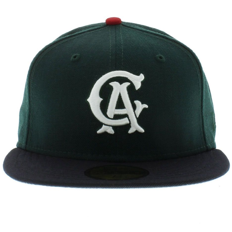 California Angels Dark Green Navy 59fifty New Era Cap New Era