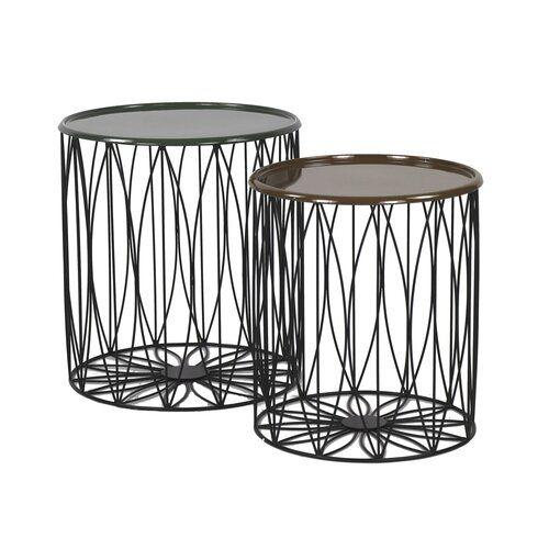 Best Canora Grey Mccauley 2 Piece Coffee Table Set Simple 640 x 480