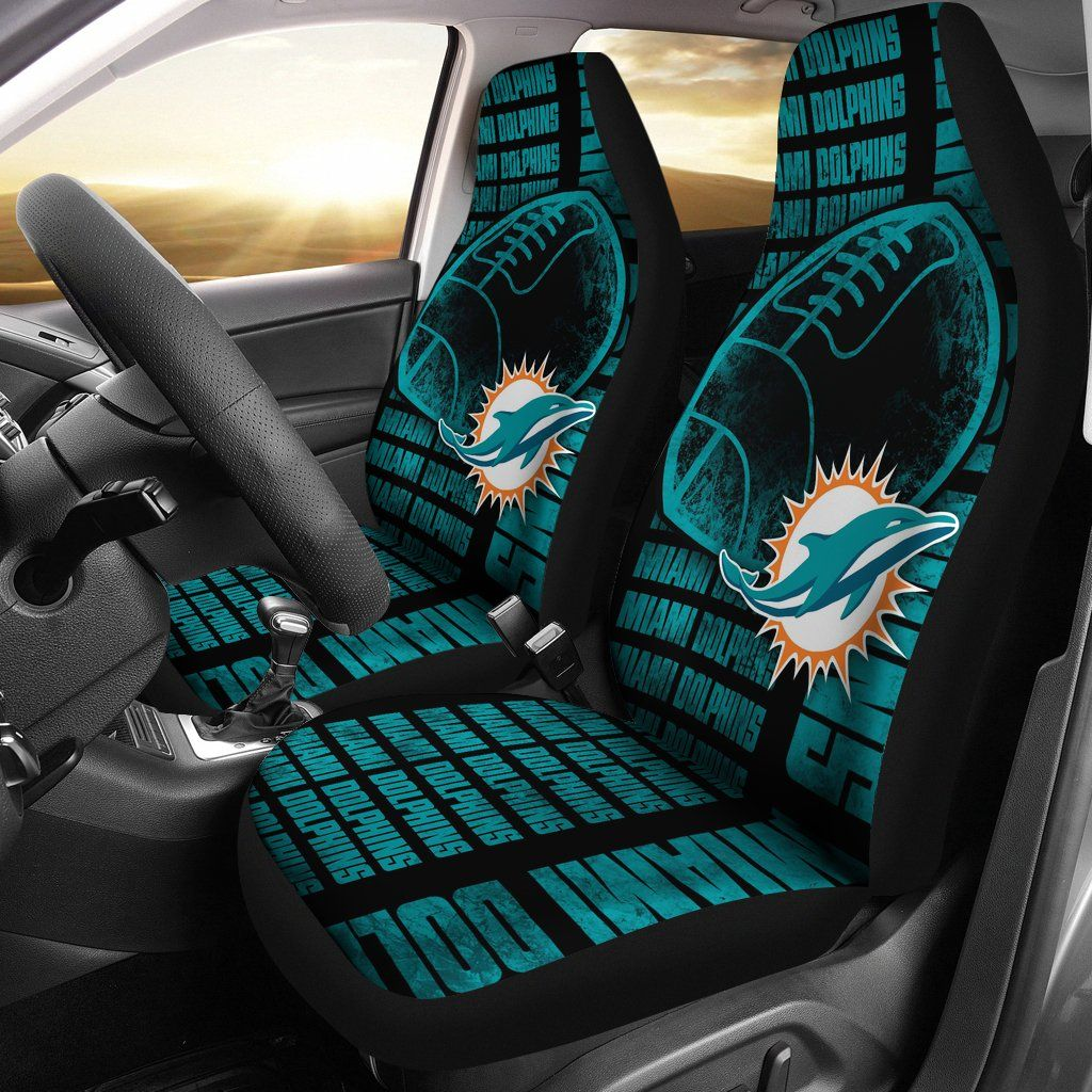 The Victory Miami Dolphins Car Seat Covers Eagles Car South Florida Bulls Car Seats