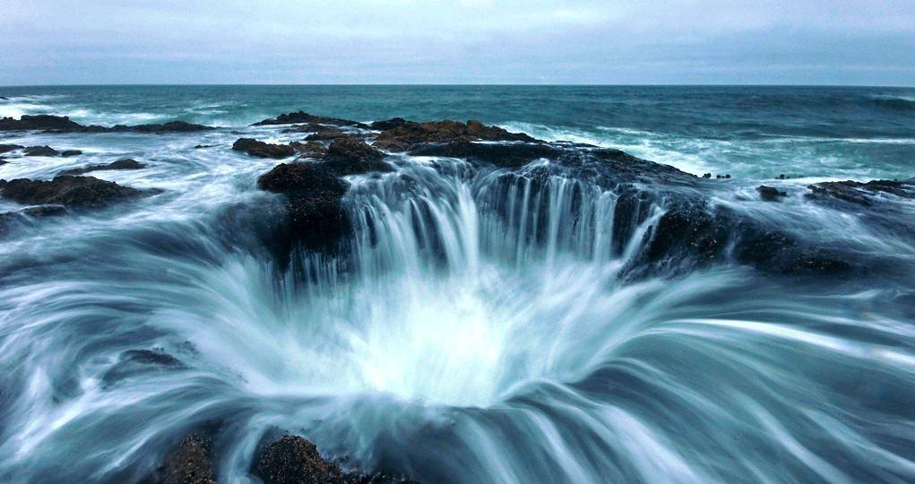 Thors Well Oregon