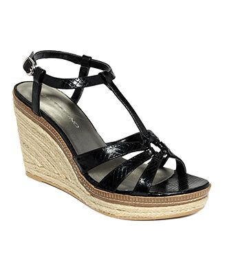 2ad9fd94667 Bandolino Shoes, Kahari Wedge Sandals love the shoes, but fashion ...
