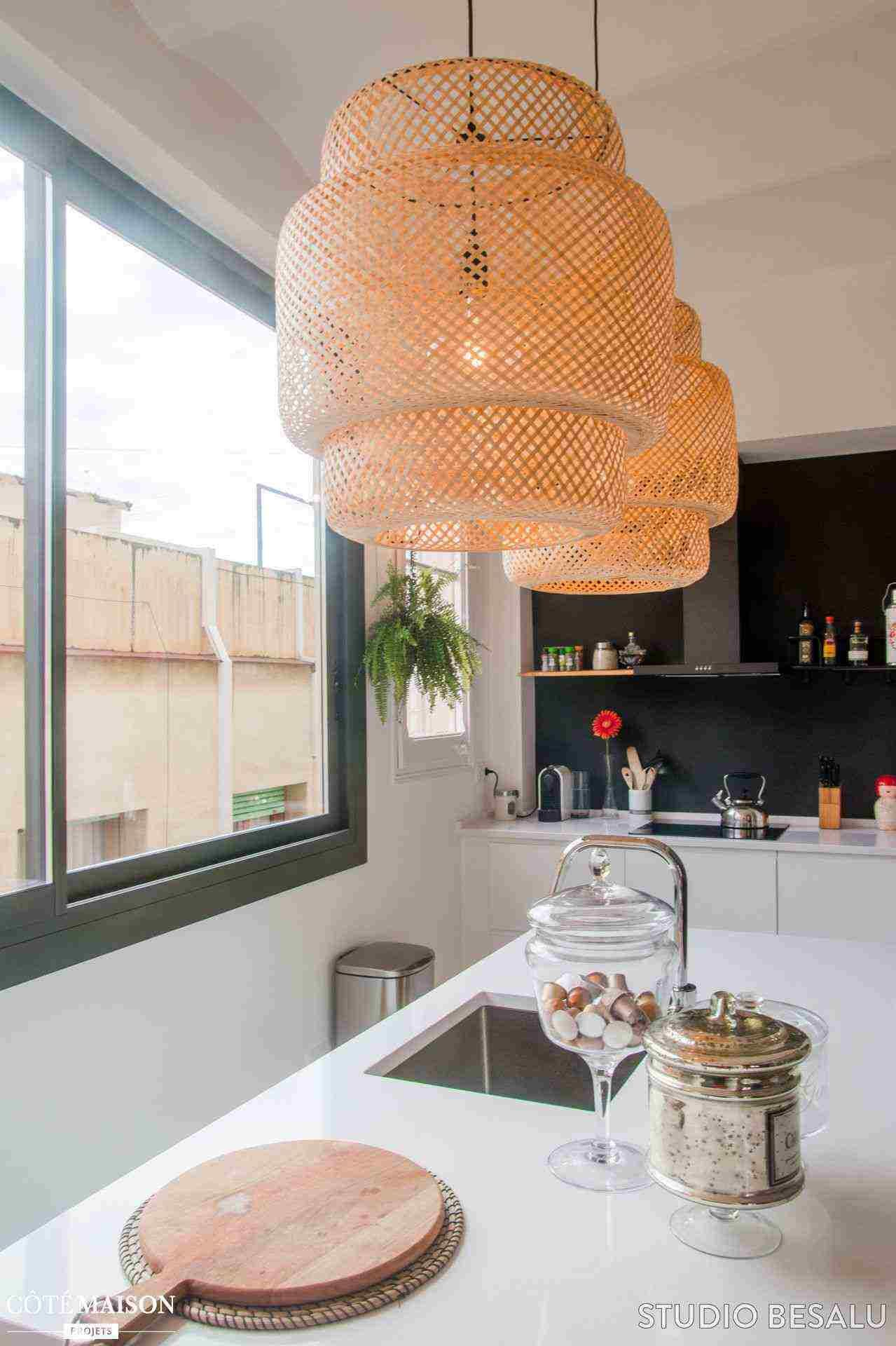 Unique Suspension Cuisine Design Decoration Maison Suspension