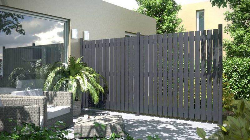 60 Atemberaubende Ideen Fur Gartenzaune Garten Zenideen Gartenzaun Gartengestaltung Minimalistischer Garten