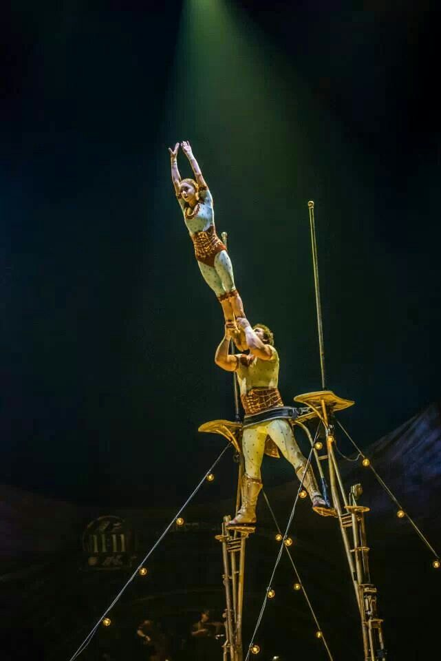 Pin By Ans B On I Was There Circus Art Cirque Du Soleil Art Of Living