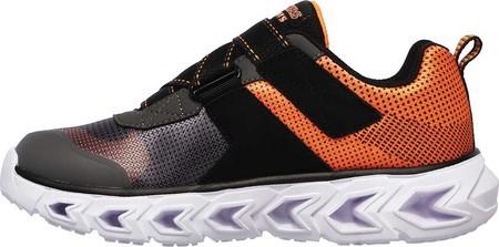 Skechers S Lights Hypno Flash 2.0 Rapid Quake Z Strap Shoe