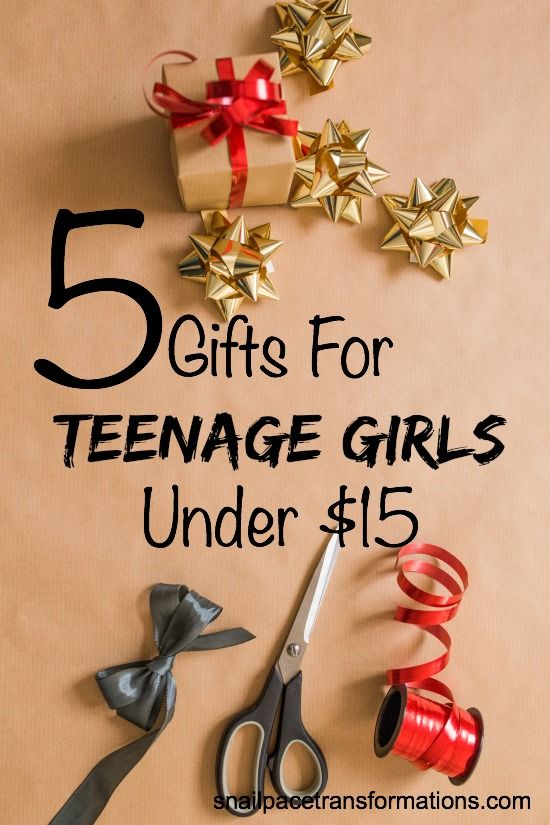 5 Gifts For Teenage Girls Under $15 Gift and Christmas gifts