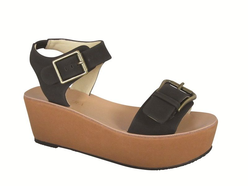 Platform sandals, Vegan shoes, Sandals