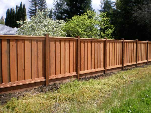C J Fencing Backyard Fences Outdoor Renovation Fence Design